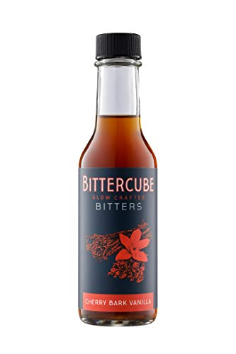 Bittercube Cherry Bark Vanilla Cocktail Bitters 5 OZ
