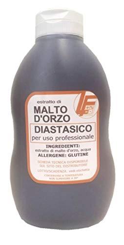 Malto in Pasta - Elevato Potere Diastasico per Panificazione Professionale - Formato da 700g