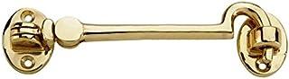 Cabin Hook & Eye Polished Brass