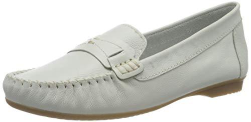 MARCO TOZZI Damen 2-2-24225-34 Slipper, Weiß (White 100), 42 EU