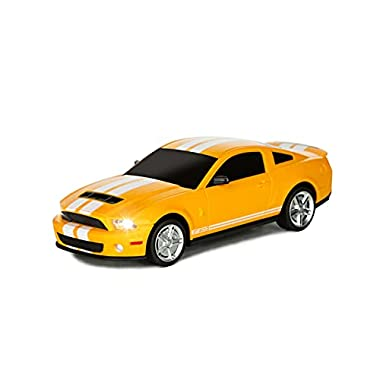 DEORBOB High Simulation 2.4G Radio Controlled Sports Car 1:24 Drift High Speed Off-Road RC Vehicle with Headlight Alloy…