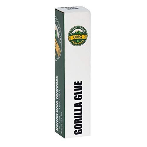 Gorilla Glue Cannabis Terpene 2 ml - nikotinfrei - für E-Liquids, Extrakte und mehr!