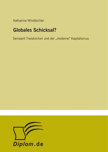 Globales Schicksal?: Semperit Traiskirchen und der