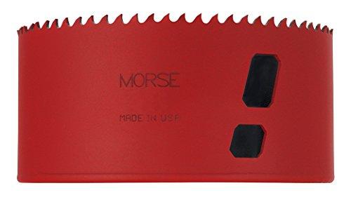 MK Morse MHS70 Bi-Metal Hole Saw, 4-3/8