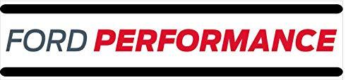 myrockshirt kompatibel für Ford Performance Mehrfarbig 20cm Aufkleber,Sticker,Decal,Autoaufkleber,UV&Waschanlagenfest,Profi-Qualität