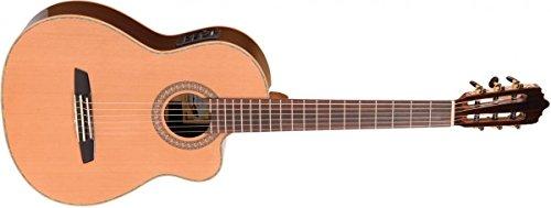 Santos Martinez SM675CEA Bossa Nova Klassische Konzertgitarre