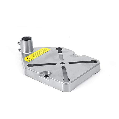 Drill Bench Press Stand Tool, Acogedor Workbench Pillar Pedestal Clamp - Bench Mountable Power Drill Plunge Stand