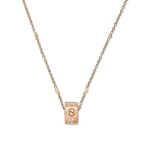 GUCCI collar ICON BLOSSOM 44 cm YBB43455300200U