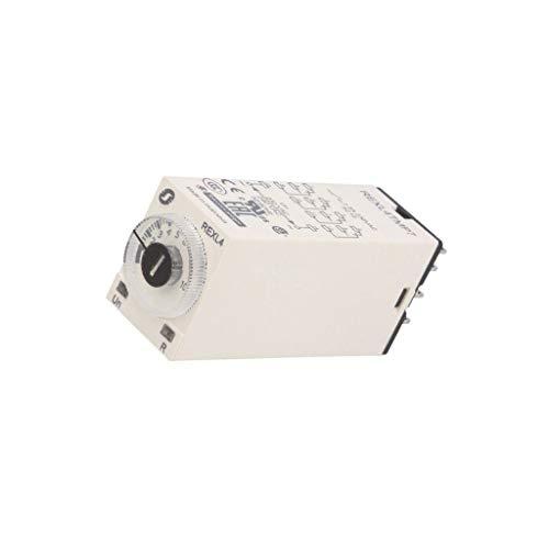 REXL4TMP7 Timer 0,1s-100h 4PDT 250VAC/5A 230VAC socket -20-60°C PIN: 14 SCHNEIDE