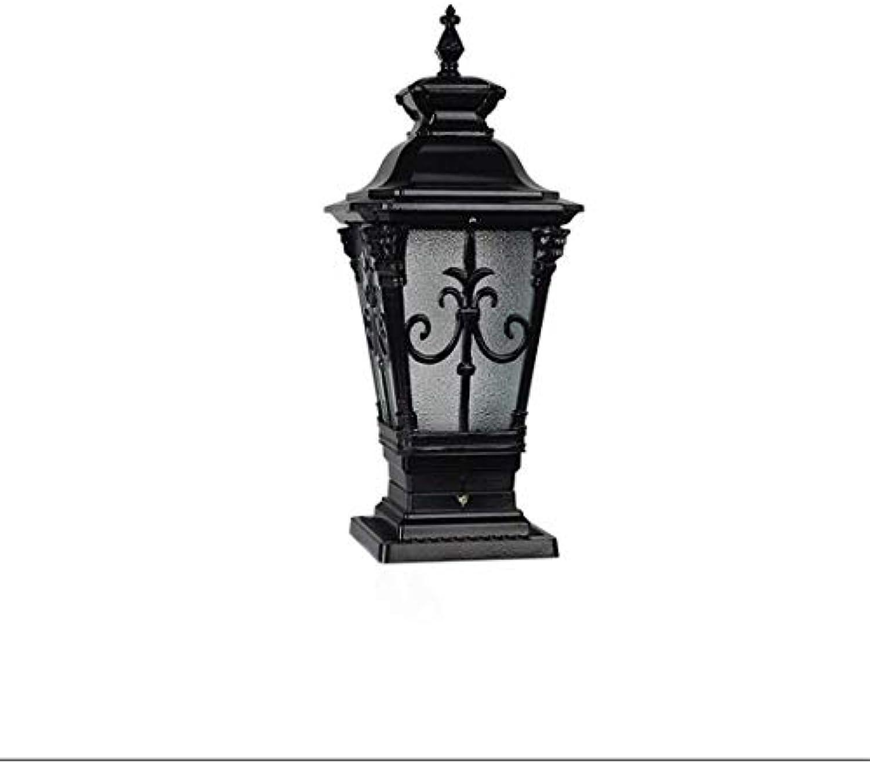 Led wandleuchte kronleuchter europischen einfache sule lampe wasserdicht post lampe