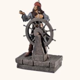Hallmark 2008 Captain Jack Sparrow Pirates of the Caribbean by Hallmark