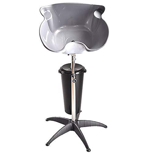 FMEZYportable Haar Shampoobowlbasin Stand Verstelbare Hoogte Haar Wassen wastafel Salon Kapperkapper WashppMaterial