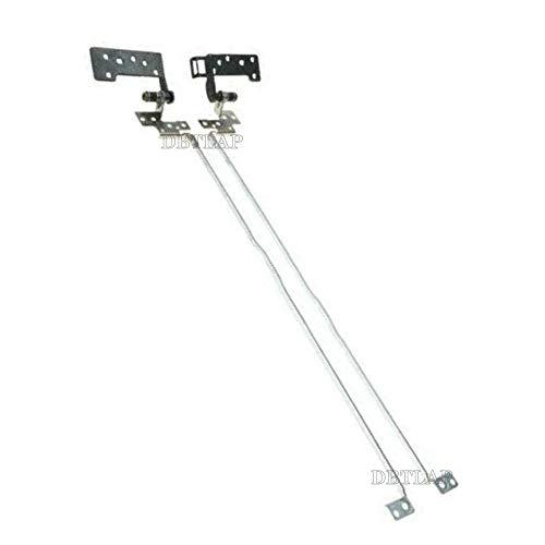 DBTLAP Pantalla LCD Bisagras Left & Right Compatible para ASUS Rog GL753 GL753V GL753VD GL753VE