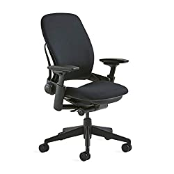 Steelcase Leap Fabric Chair - Best Desk Chairs