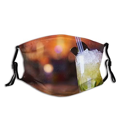 Máscara facial cómoda buena comida a prueba de sol moda Bandana Headwear para la pesca