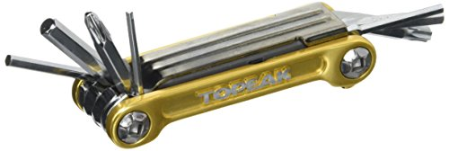 Topeak Mini 9 Pro Mini Outil pour vélo Or