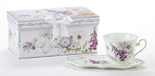 Delton Porzellan Bell Isle Tee- und Toast-Set