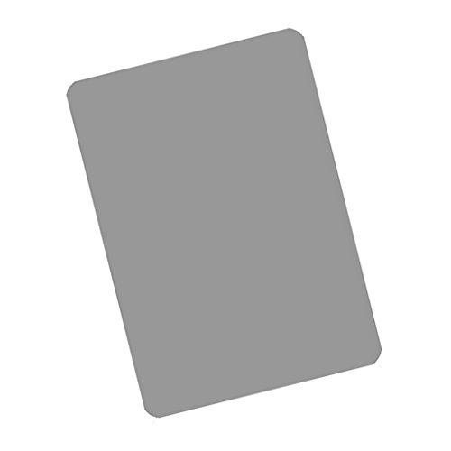 MagiDeal ZOMEI 150x100mm Neutraldichtefilter Viereck Graufilter für Cokin Z-Pro - Grau ND2