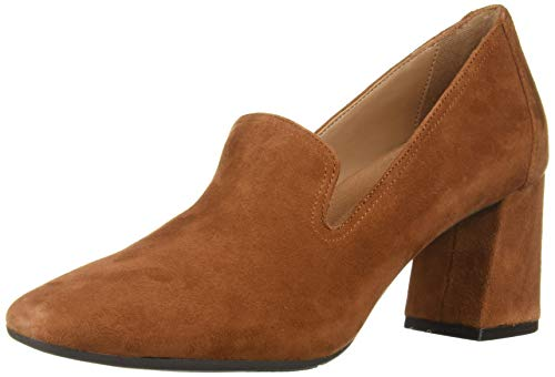Aerosoles Damen HIGH Honor, Dunkelbraunes Wildleder, 37 EU