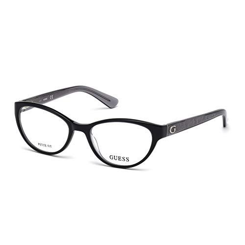 Guess GU 2592 001 54mm Black Eyeglasses