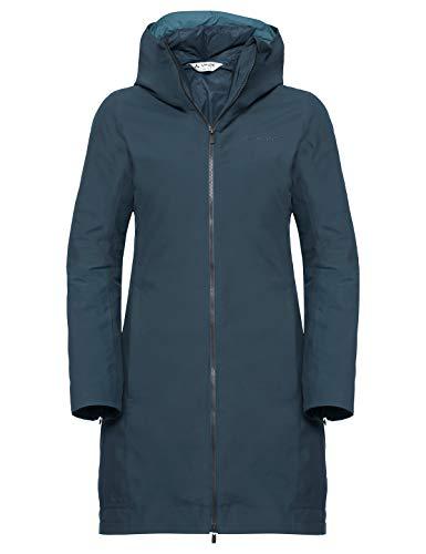 VAUDE Damen Women's Annecy 3in1 Coat III Doppeljacke, Steelblue, 40