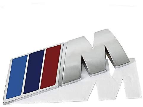 Compatible 1 x Escudo Emblema X1 X 3 x4 x 5 X6 Z4 y otros modelos 1 3 4 5 6 7 Serie M3 M5 M6 Z3 ruedas
