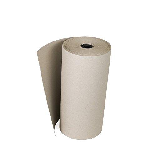 1 Rolle Schrenzpapier mit 50 cm Breit 250 lfm ca 10 KG 80 g/m² Ideales Packpapier