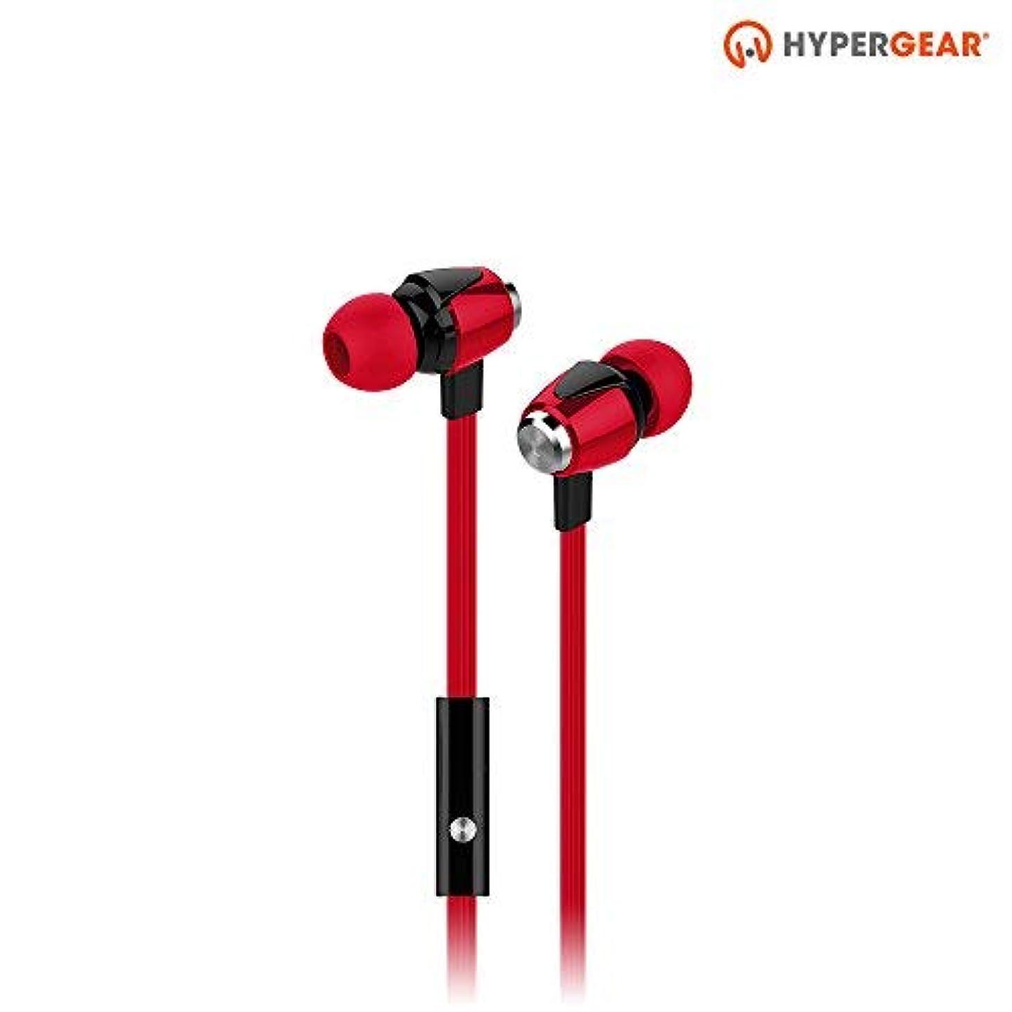 Hyper Gear Low Ryder Earphones with Mic 3.5mm