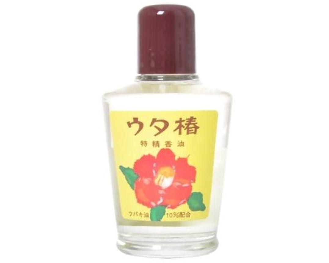 さわやか薬用行為ウタ椿 香油 (白) 95mL