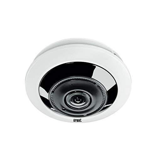 Cámara de seguridad IP Fish-Eye - URMET 1093/185FE