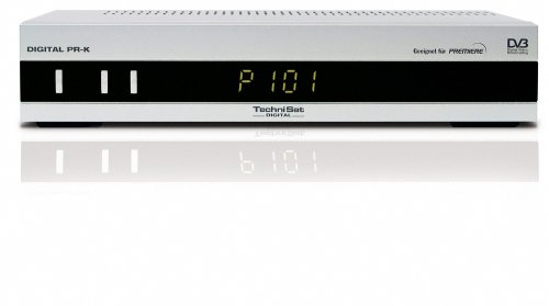 Technisat DIGITAL PR-K, digitaler Kabel-Receiver