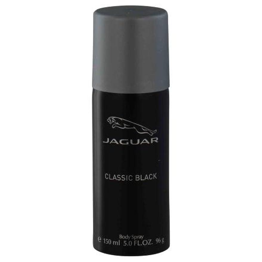 介入する静かな賞Jaguar Deo, Classic Black, 150ml