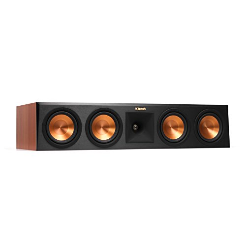Klipsch RP-450C Center Channel Speaker - Cherry Arkansas