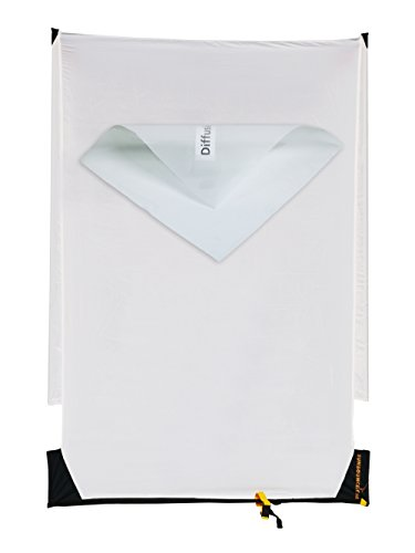 SUNBOUNCE Screen Sun-Swatter Pro Diffuser Artificial Silk -1/3