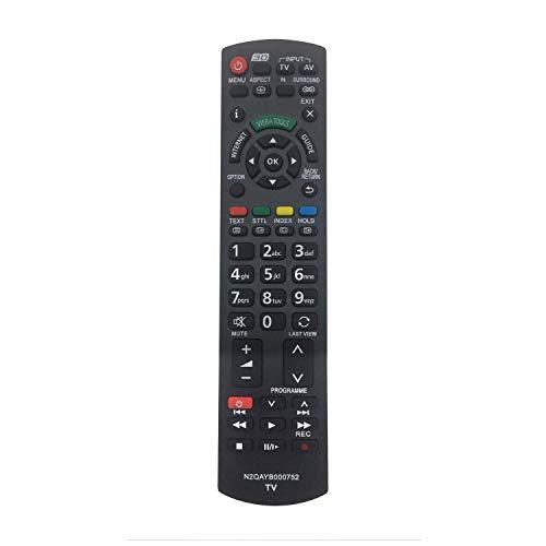 Ricambio telecomando per Panasonic Viera universale TV per Panasonic N2QAYB000752