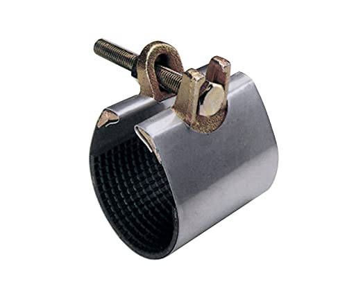 Collar de reparación de tubos Saint-Gobain PAM banda tipo M 21-25