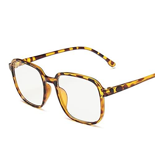 Gafas ópticas para mujeres Blue Light Blocking Gafas Eyewear Mujer #2826 (Frame Color : Pink)