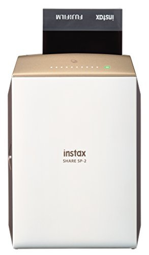 Fujifilm Instax Share Smartphone Printer SP2 Goud