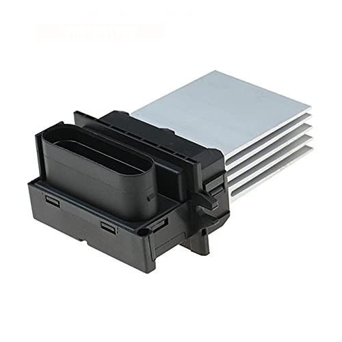 LANZI Nuevo Calentador/Ventilador Resistencia de Ventilador Ajuste para Renault Clio II / RS6 / 172/182 7701051272 77010-51272 (Type : Condenser Blower)