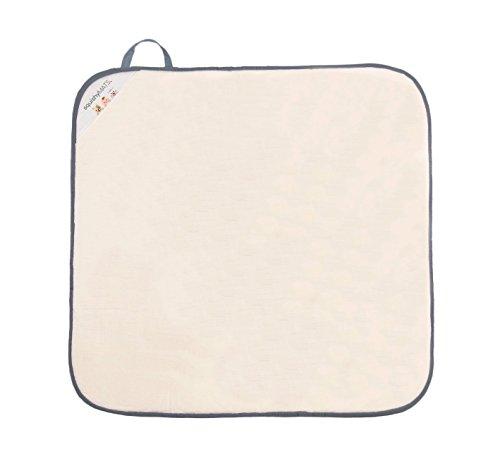 Jumbo Squishy Mat - XL Baby Play mat (48' x 48'), Safe, Machine Washable,...