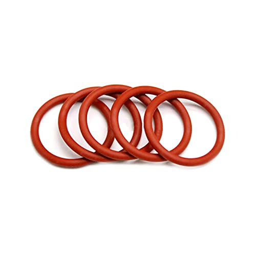 Espesor 3/3,5mm OD 10-70mm O-Ring Seal Gasket Lavadora, 19X12X3.5mm, 50 pcs