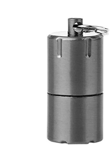 Mirabellini Porte-clés, Mini Trousseau de kérosène Compact pour Les Outils extérieurs