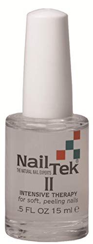 NailTek II Nail Tek ll Intensive Therapy 0.5 oz, 15ml by Nail Tek