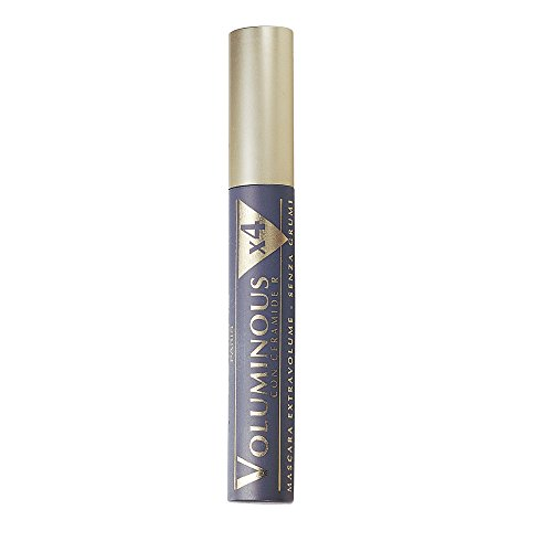 L'Oréal Paris Mascara Voluminous ExtraVolume con Ceramide R, senza Grumi, Effetto Volumizzante, Nero (Black)