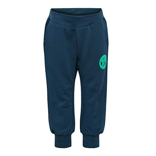 98 Bimbo Grey Melange Grigio Name It Nkmsweat Pant Unb Noos Pantaloni Sportivi