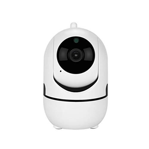 KoelrMsd 720P / 1080P HD Smart Home Wireless Security Cámara IP Wi-Fi IR Night Baby Monitor Función de Seguimiento automático