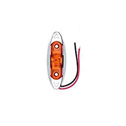 E Support/™ 10 X KFZ Auto Kippschalter Schalter Wippschalter 12V 20A Gr/ün LED Licht Lampe Beleuchtet SPST 3-Polig
