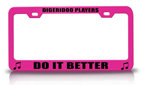 Great Designs. Heavy Duty Product. High Quality Stainless Steel Metal License Plate Frame that completes your vehicle with perfect look. Perfectly fits over all US and Canada vehicles. Soft edges. High quality Chrome Plated Surface on Chrome Design. ...