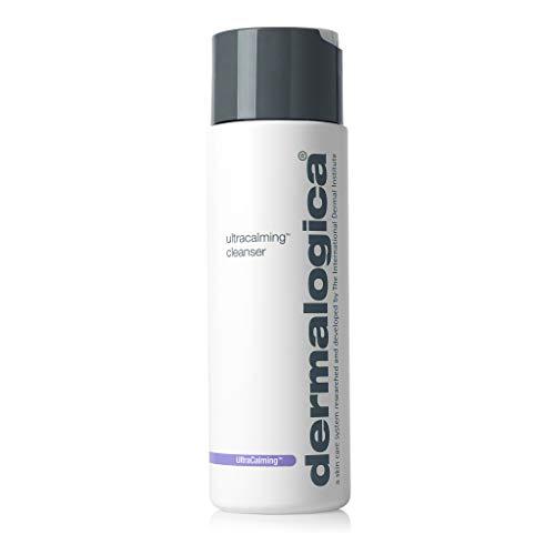 Dermalogica Ultracalming Cleanser (8.4 Fl Oz) Gentle Non-Foaming Face Wash for Sensitive Skin - No Artificial Fragrances or Colors