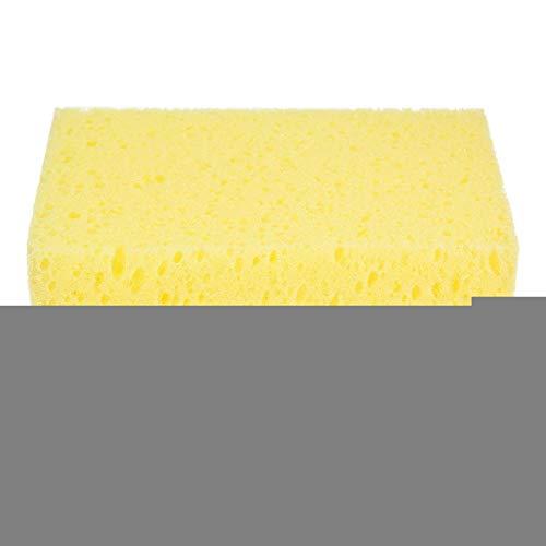 Shipenophy Herramienta de Lavado Esponja Universal Duradera Forma Cuadrada Antideslizante Multifuncional para Limpiar la Suciedad y el Polvo para Limpiar la Motocicleta(Sell One)
